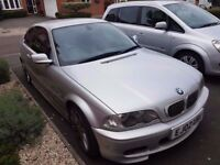 BMW 330ci - 12 month MOT