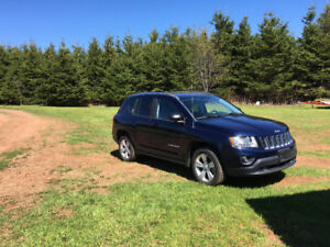 2012 Jeep Compass Sport SUV, Crossover 37000 original kms North