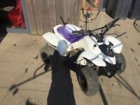 Aeon 2000 edition 50cc quad