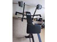 DTX Fitness weights bench