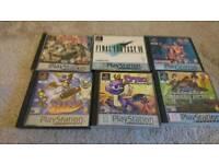 Ps1 games bundle platinum