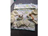Huge babies r us nursery bundle- bedding & accessories
