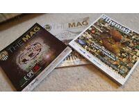 3 x rare Notts County programmes
