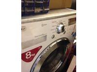 8kg LG Washing machine