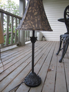 three lamps for sale
