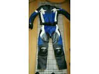 Ashman ladies motorcycle leathers size 10