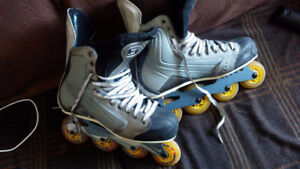 Mint condition nike quest roller blades!!!