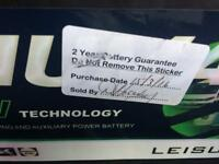 Leisure Battery 75Ah