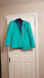North face med jacket great condition