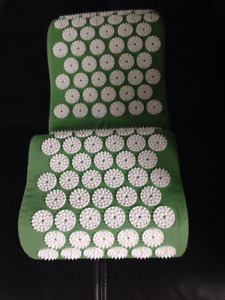 Brand New Acupressure Head rest and block