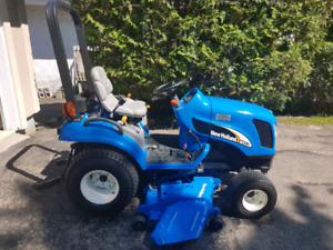 New Holland TZ24DA compact tractor
