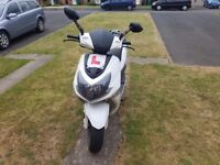 Scooter Lexmoto FMX 125cc for sale