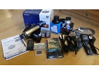 Sony HDR HC3 HDV Camcorder/Accessories/Lenses Bundle