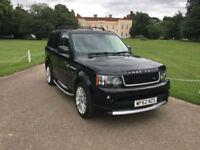 (62) Land Rover Range Rover Sport 3.0 SD V6 4X4 FULL AUTOBIOGRAPHY BODY KIT