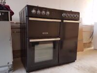 Leisure Dual Fuel Range Oven for Sale