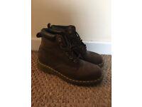 Dr. Martens Boots 939 Crazy Horse Size 7 UK