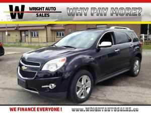 2012 Chevrolet Equinox LTZ|LEATHER|AWD|BACKUP CAM|71,439 KMS