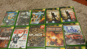 Original xbox game.  Some will play on 360 and one
