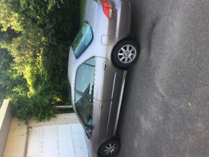 2001 Honda Accord Berline