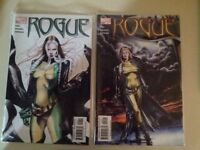X-Men's Rogue set 1 -12 (2004) comics