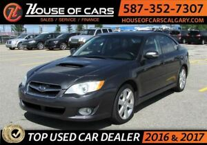 2008 Subaru Legacy 2.5 GT / Leather