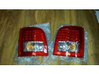Nissan micra eagle eye tail lights