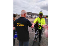 Want to make new friends and help your local community? Join Portobello Rotary