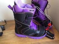 Women's Snowboarding Boots