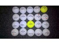 Callaway Golf Balls (20 Balls)