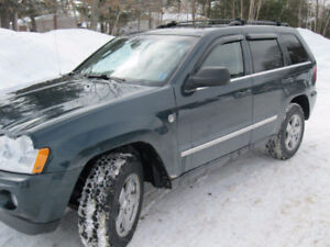 2005 Jeep G80 Limited SUV, Crossover