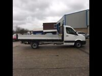 dropside long van for hire.Cardiff,Swansea,Newport-UK