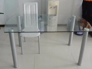 Table only,Kitchen 5pc SET,Dining Set-1table+4 chairs