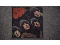 The Beatles Rubber Soul 1965 release