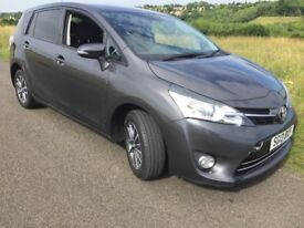 Toyota Verso 1.6 V-Matic Icon 5dr (7 Seat) MAN 2013 (13 Reg) Price £6,750 Finance Arranged