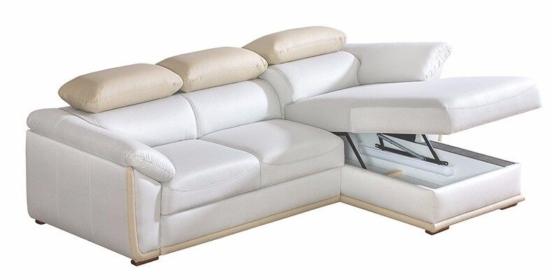 Orlando Brand New Corner Sofa Bed With Storage Delivery Available