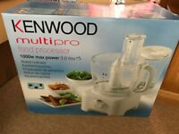 Kenwood multipro white food processor
