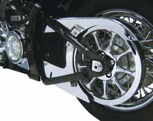PROTECTEUR COUROIE / BELT GUARD CHROME ROAD STAR YAMAHA XV-1600