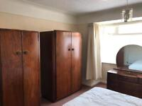 Bedroom wardrobes and dressing table