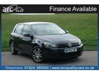 2010 Volkswagen Golf 1.4 TSI SE 5dr 5 door Hatchback