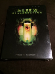 Alien Resurrection Collector's Edition - New, Sealed
