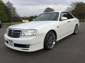 SUPERB 2000 NISSAN CEDRIC/GLORIA 3.0 V6 TURBO 75K (NOT SKYLINE GS300 IS250 MARK X)