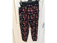 New size 14 joggers