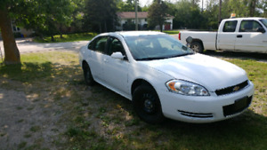 2012 Chevrolet Impala Certified