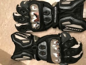 Joe Rocket Speedmaster Gloves Never Used Medium
