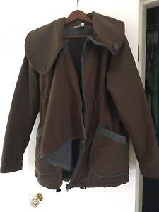 Babywearing jacket, size Large