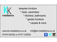 home improvements by KK installations
