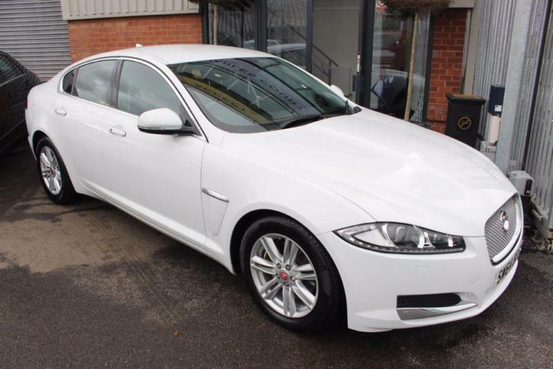 Jaguar XF D PREMIUM LUXURY-1OWNER-SAT NAV