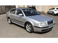 Skoda Octavia tdi 6 speed, full mot , just serviced,