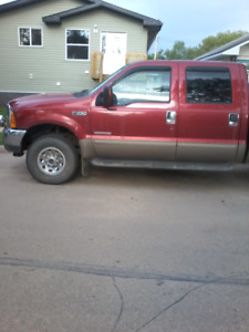 2003 ford 6 liter parting out or sell complete