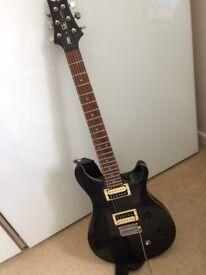 PRS Custom SE Guitar.